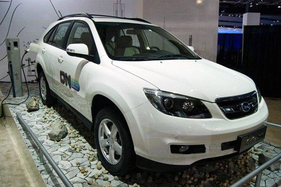[国内车讯]比亚迪混动SUV将亮相北京车展
