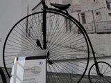 这个自行车大概在1米7左右