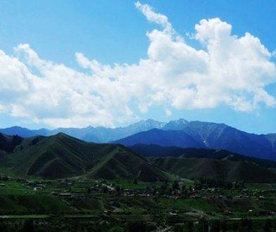 自驾游记 登山、赏花、观瀑布、采蘑菇