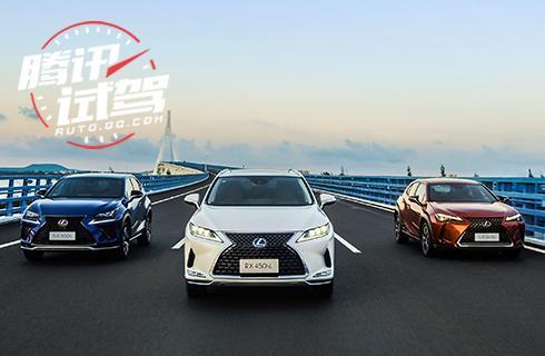 一次日式的豪华之旅 试驾雷克萨斯SUV家族