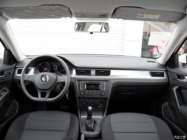 一汽-大众 宝来 2018款 1.5L 自动时髦型