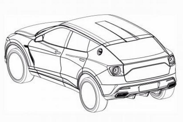 Lotus全新SUV专利申请图 或2019年投产