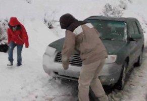 2010年的那场雪