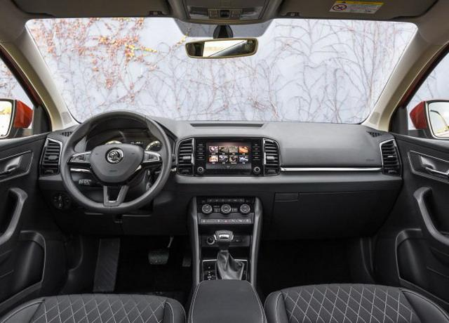 斯柯达全新柯珞克车型 预计3月19日上市