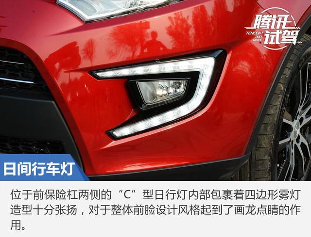 配置逆天的10万级SUV 试驾江铃驭胜S330
