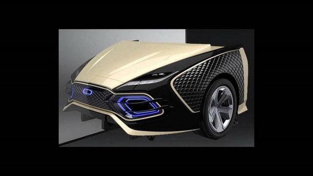 丰田分解公司观点车Flesby II 将表态东京车展