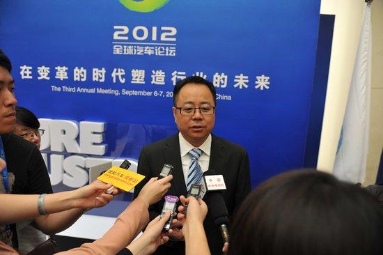北京现代汽车有限公司常务副总经理李峰