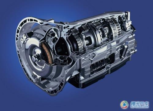 奔驰将推9速自动变速箱 提高S级竞争力