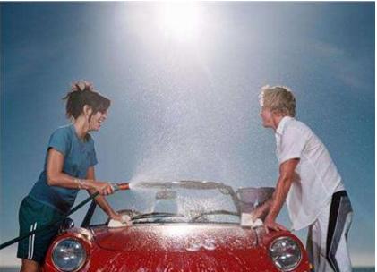自己洗车怎么洗 自己洗车的正确方法