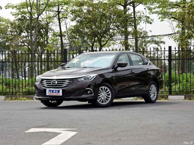 广汽传祺GA6将推1.5T车型 3月21日上市