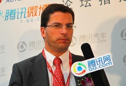 雷古瓦:PSA将加强中高级车在华竞争力度