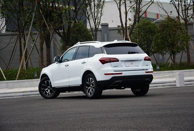 众泰T600 Coupe上市 售8.68-14.68万元