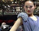 2011上海车展奥迪高贵车模