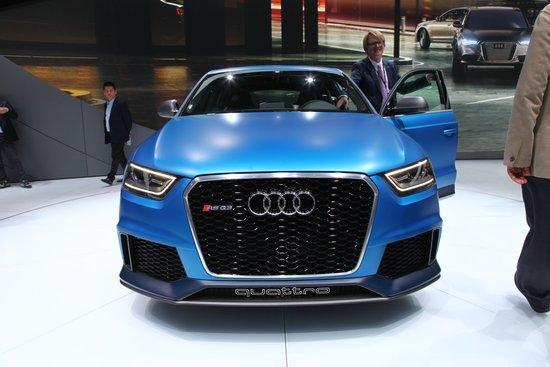 [新车解析]奥迪RS Q3概念车北京车展首发