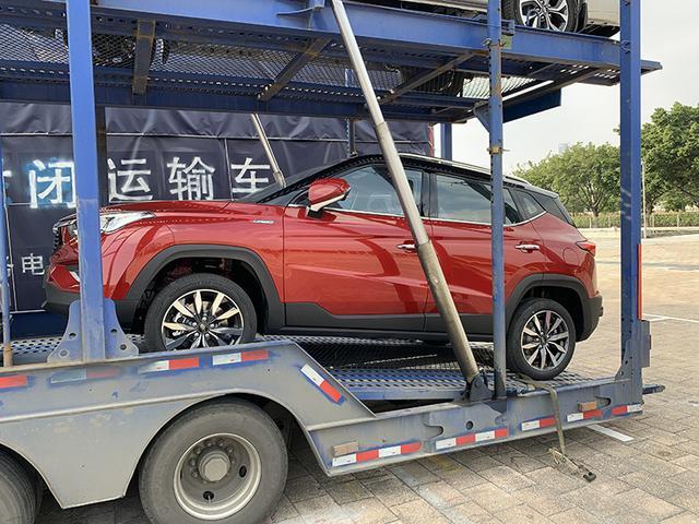 2018广州车展腾讯探营:江淮瑞风S4实拍