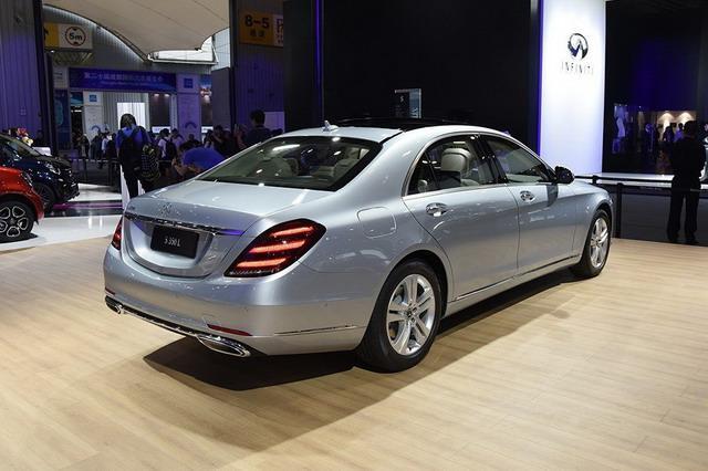 奔驰新款S级家族正式上市 售价xx-xx万元