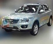 奔腾推首款SUV X80:或搭载2.0L与2.3L两款动力