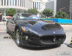最优雅的GT跑车 玛莎拉蒂GTS