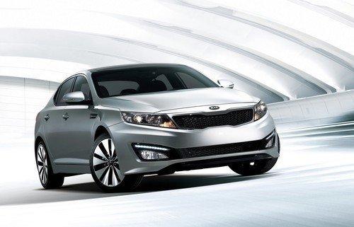 国产起亚K5明年初上市 年底广州车展发布