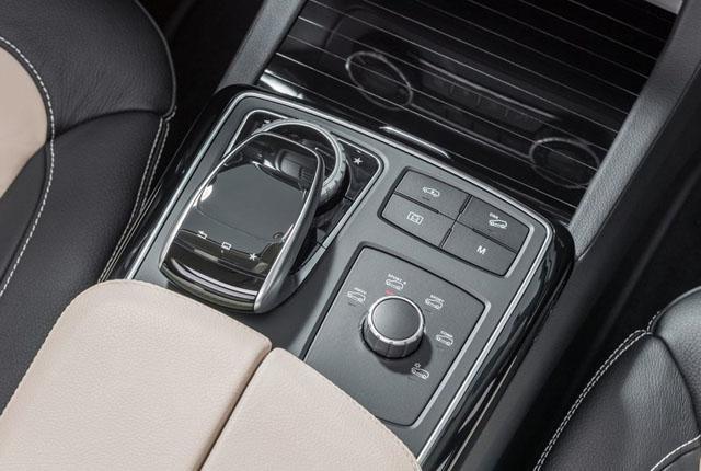奔驰全新GLE Coupe官图发布 瞄准宝马X6