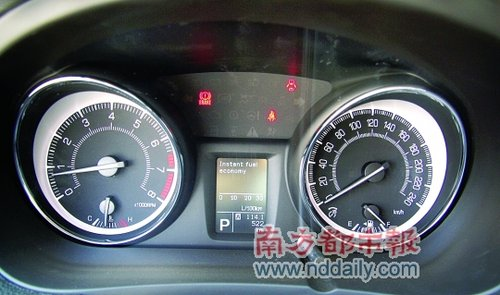 跑味浓烈 试驾凯泽西2.4L CVT无级变速