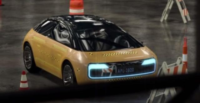 苹果将联手大众打造无人驾驶员工班车