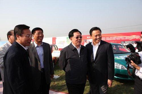 长安汽车进军高端市场 北京建乘用车基地