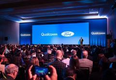 Qualcomm在CES上进行C-V2X交互式演示