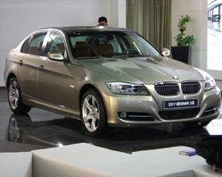 2011款宝马3系正式上市 售29.6-49.8万元