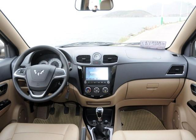 五菱宏光AT版车型曝光 年内将上市