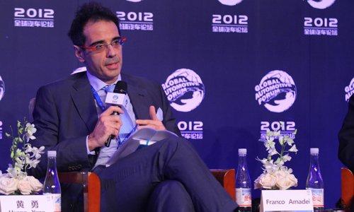 Franco Amadei:车市软着陆时期应更国际化