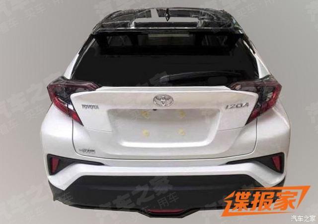 C-HR的孪生兄弟 奕泽预计售价为14-18万