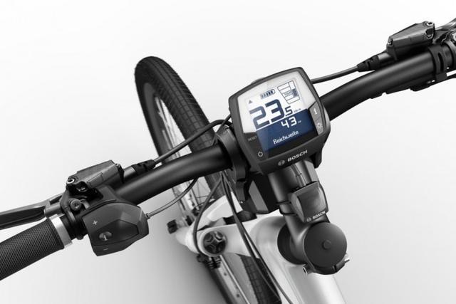博世为电动自行车带来abs系统 防止骑行者飞出