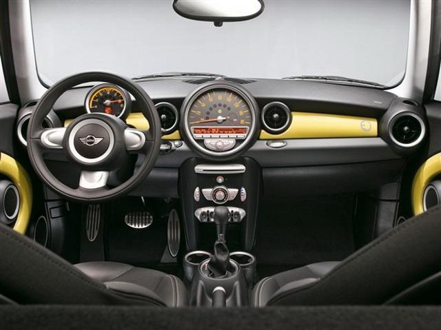 与宝马同动力 纯电动MINI将亮相法兰克福车展