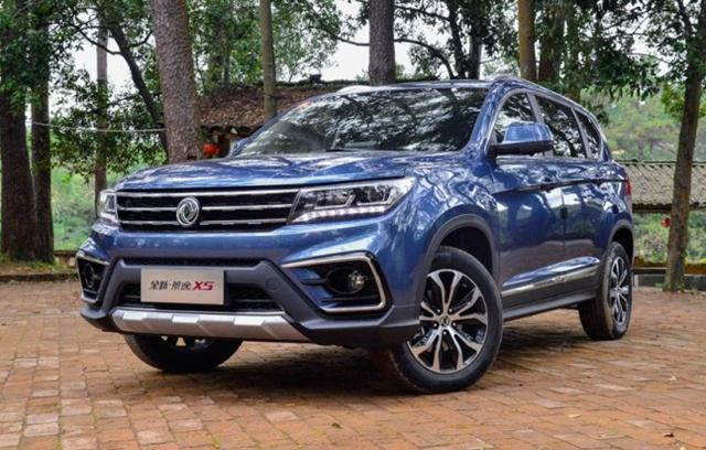 曝东风风行新车计划 景逸X5/景逸S50新车型