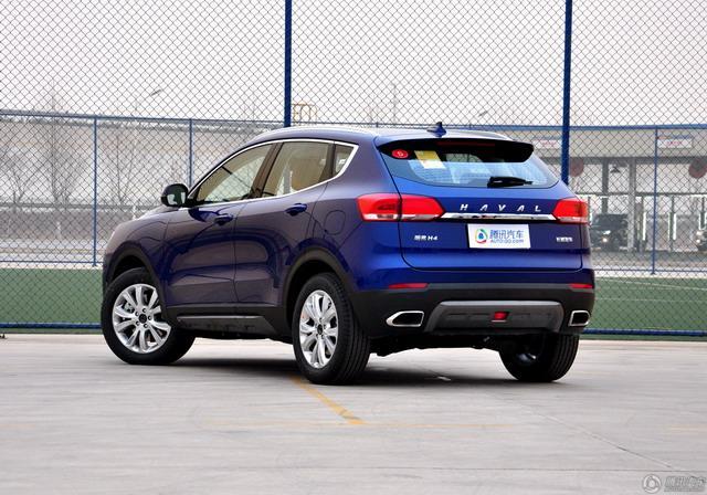 全新紧凑型SUV 哈弗H4将于3月25日上市