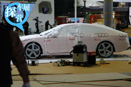 [上海车展探营]奥迪RS7即将国内首发