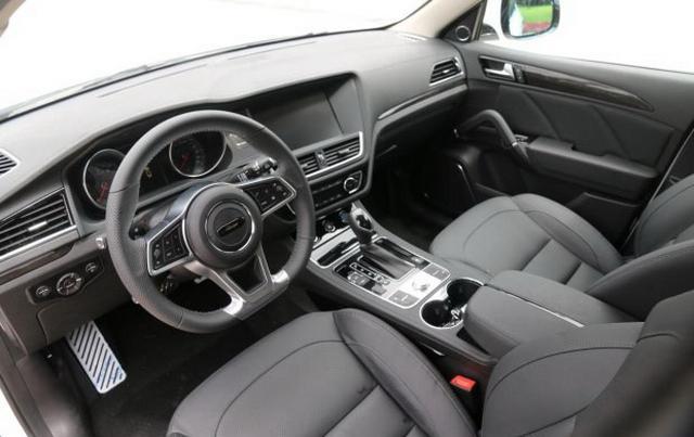 设置升级 众泰T600运动版将于9月28日上市