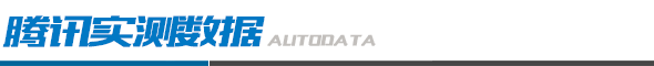 AutoData 腾讯实测数据