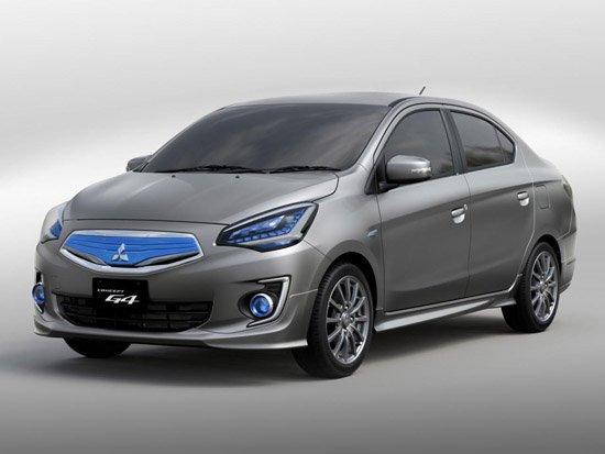 [国内车讯]三菱G4概念车将于亮相上海车展