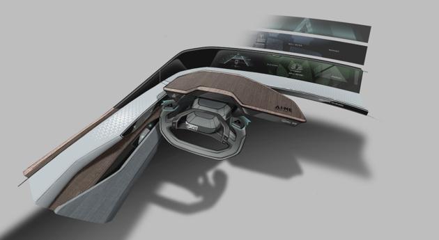 虚拟接近现实 上海车展新能源阵地持续扩大 谁领风骚?