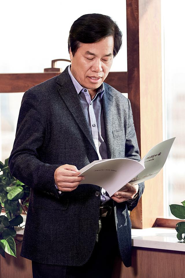 华晨汽车集团控股有限公司党委书记、董事长 祁玉民