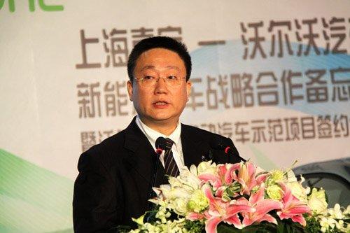 沃尔沃全球新能源布局给力中国 C30项目落沪