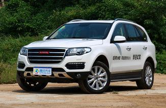 四款20万级自主中型SUV 配置/级别秒杀合资
