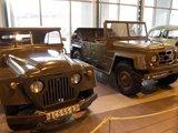 二战期间,被迫生产的军用吉普车