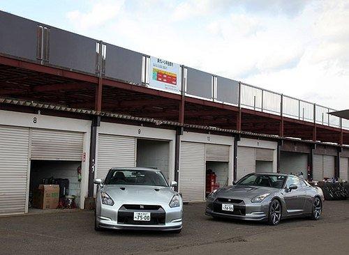 赛道上见真章 日产GT-R仙台赛道专业试驾