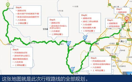 探秘川西高原 马自达CX-4川藏之旅