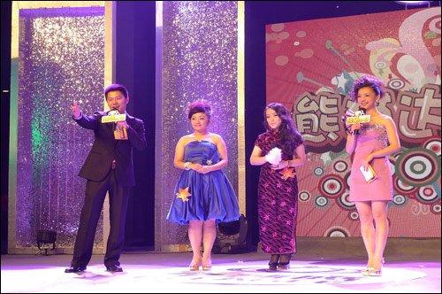 吉利熊猫达人秀华东赛区总决赛激情上演 高清图片