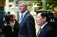 2011年10月28日 双庞1亿欧全资收购萨博