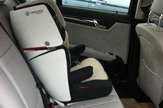 国外安全座椅品质高,但售价偏贵